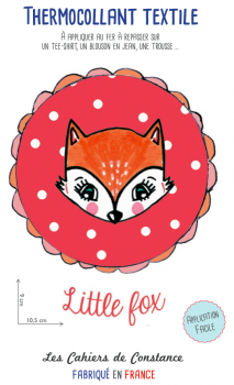 Thermocollant Little fox