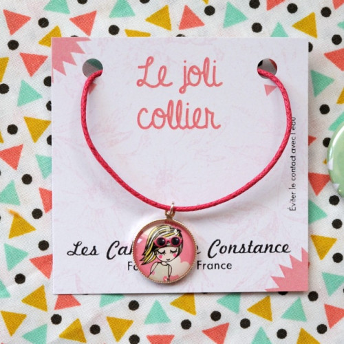 Collier « Lu' so chic »