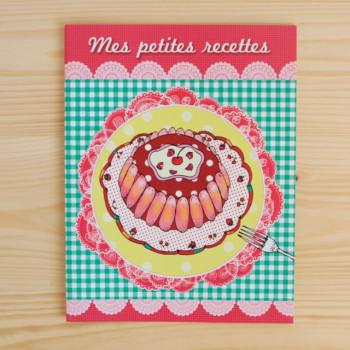 Cahier de recettes Gâteau