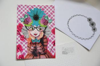 Carte postale Adélaïde