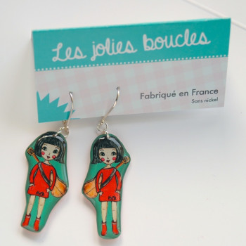 Boucles Miss folk