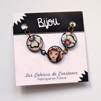 Bracelet trio Garance