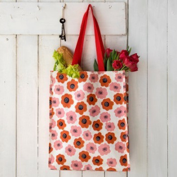Sac shopping Flower