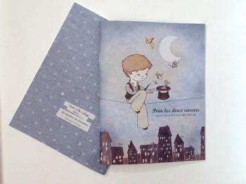 Cahier lignés «rêveurs»