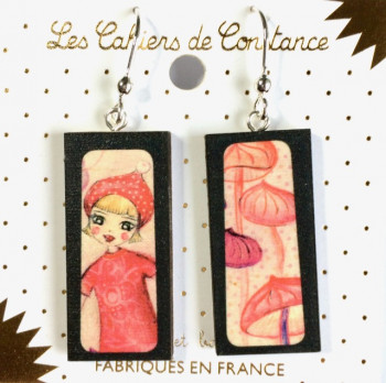Boucles Rectangle Perinne