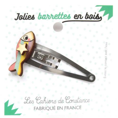 Barrette Petit poisson