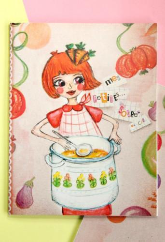 Cahier Mes p'tites soupes