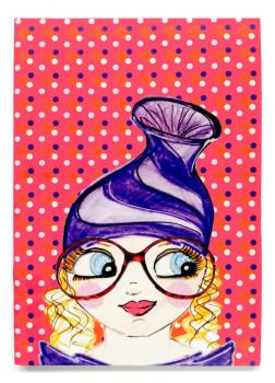 Carnet «Violette»