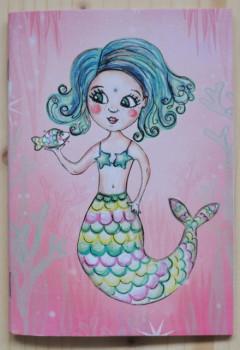 Petit carnet Sirène