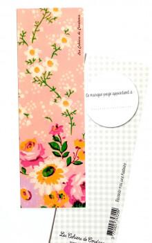 Marque-pages «Fleurs»