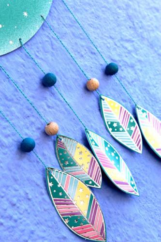 Mobilune turquoise