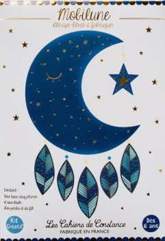 Mobilune bleu nuit