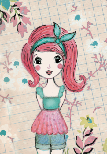 Carte «Poppy»