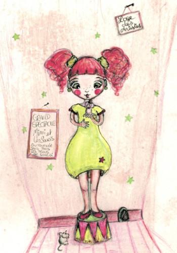 Carte «Mimi»