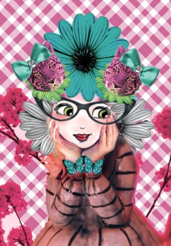 Carte «Tigre Adélaïde»