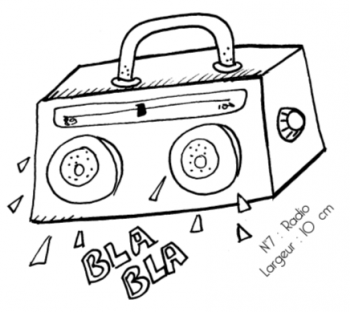 Radio argent