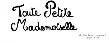 (Toute) Petite Mademoiselle argent