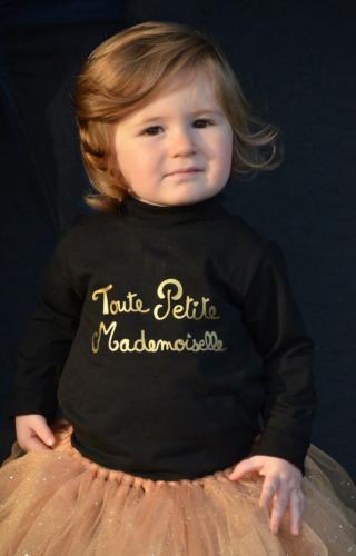 (Toute) Petite Mademoiselle or