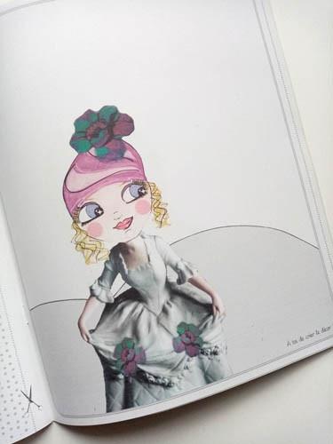 Coloriage créatif