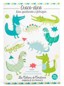 Guirlande Crocodino