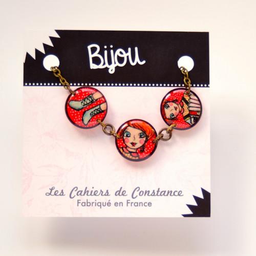 Bracelet trio Hortense