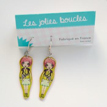 Boucles Miss vadrouille