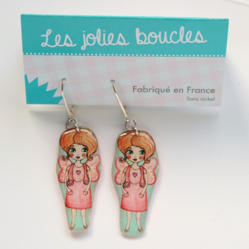 Boucles Miss chipie
